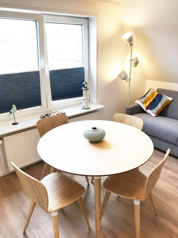 45 m² holiday rental for 2 people