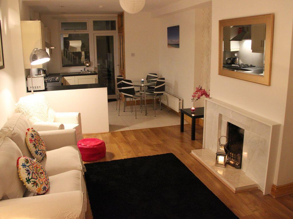 Delightful apartment of 2 bedrooms in Dublin