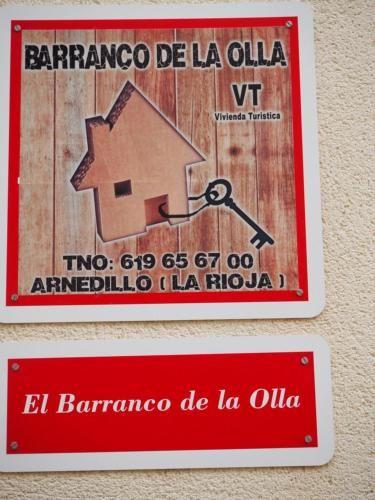 Vivienda en Arnedillo de 2 habitaciones