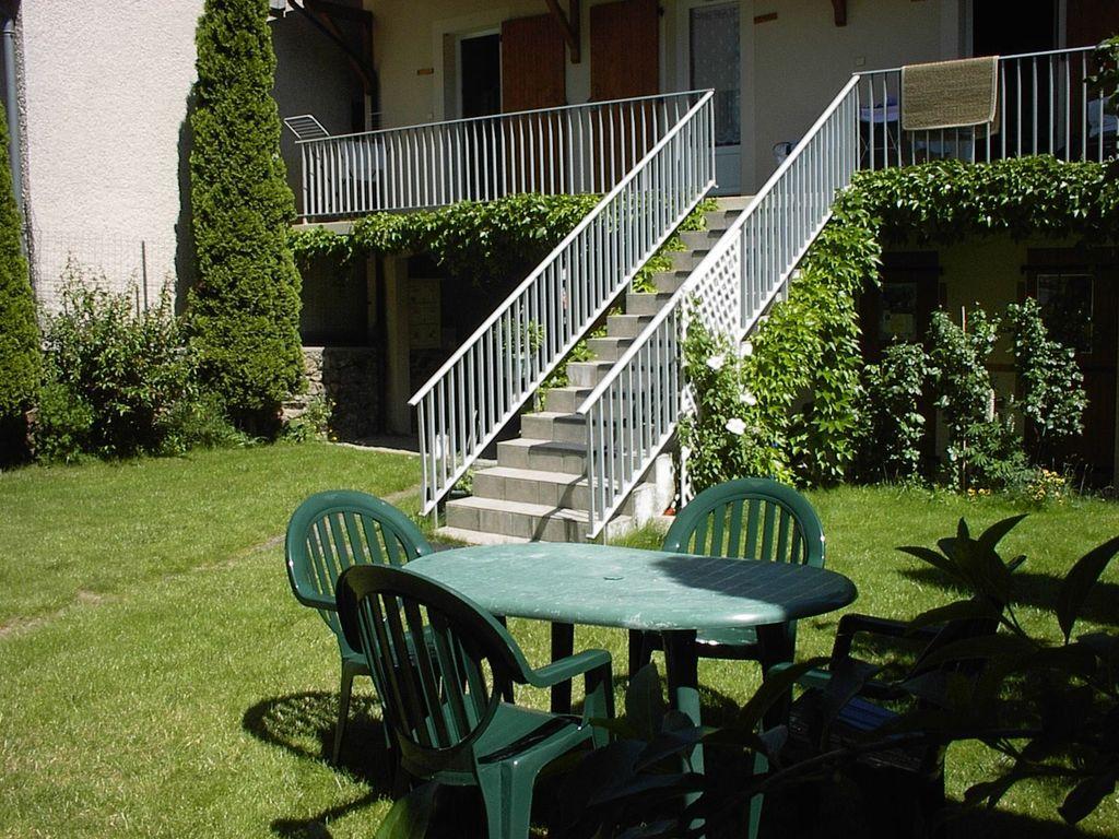 Vivienda con balcón de 3 habitaciones