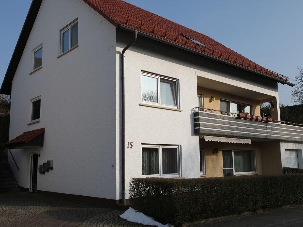 Wohnung auf 75 m² in Klein breitenbach