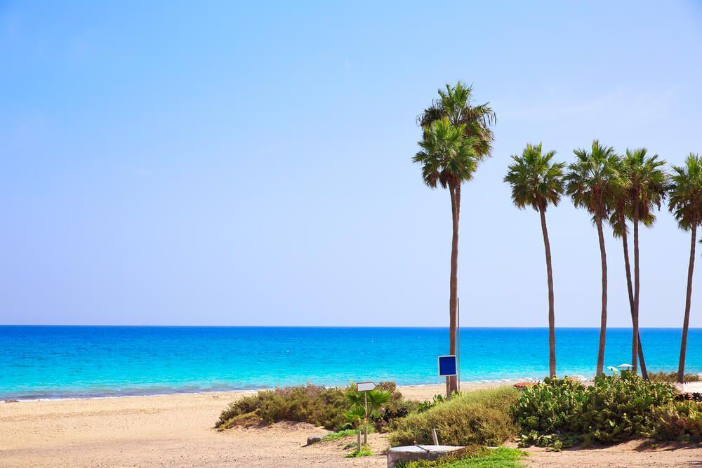 Playa de Costa de la Calma, Fuerteventura