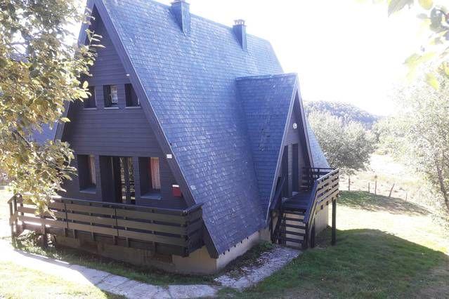 Casa de 55 m² con balcón