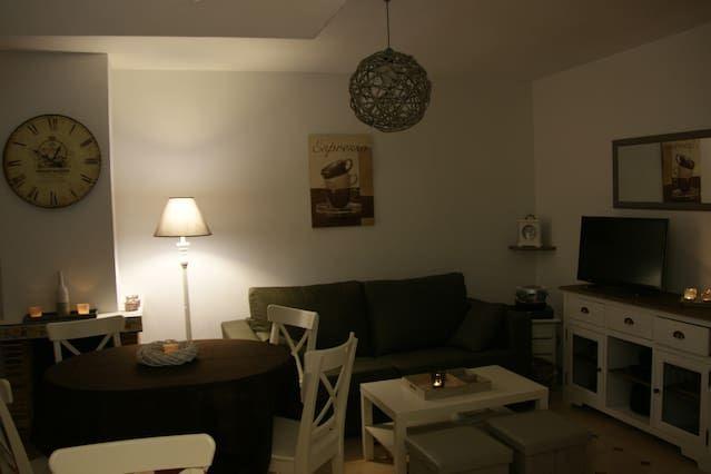 Apartamento perfecto con Internet y Espacio exterior en Alcossebre