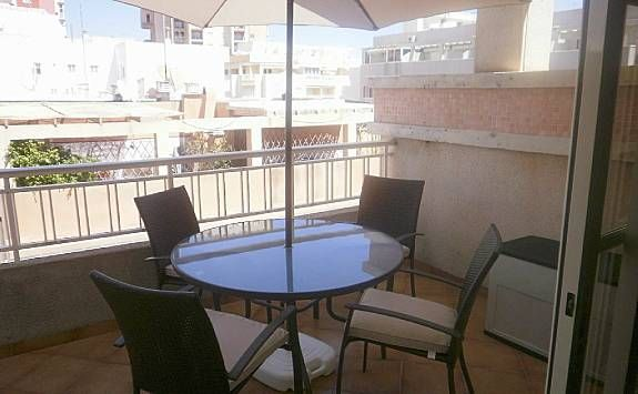 Flat with 1 room and garden