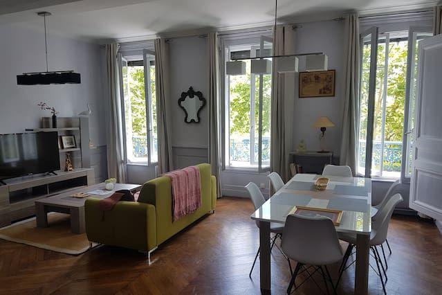 Appartement à Lyon avec 3 chambres