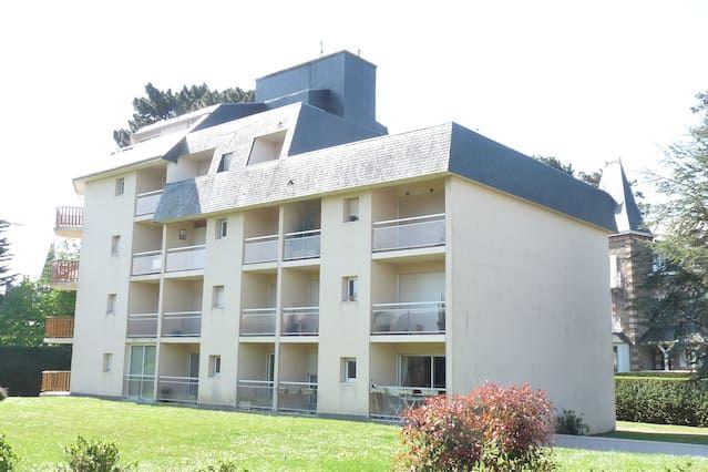 Hébergement à 1 chambre à Dinard