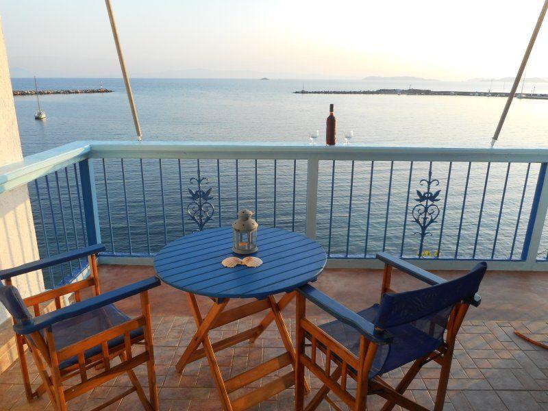 Acogedora vivienda con balcón