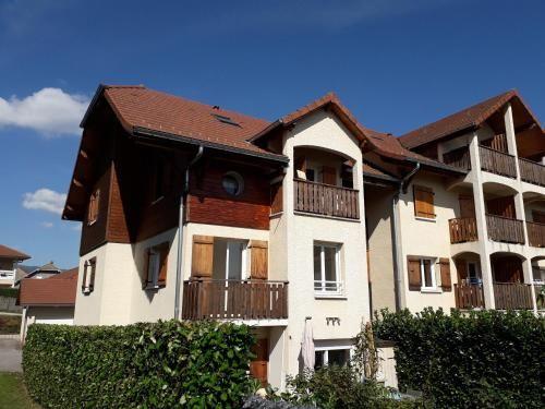 Apartamento atractivo en Allonzier-la-caille