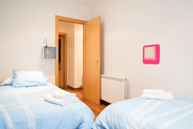 Alojamiento estupendo de 1 habitación