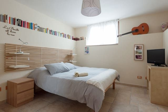 Studio located close the countryside