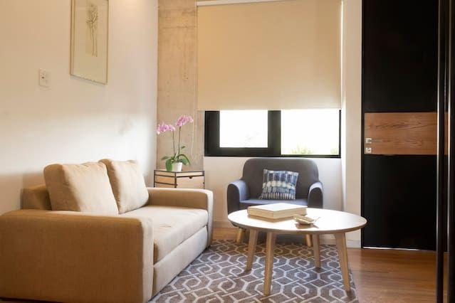 Apartamento de 1 habitación en Querétaro