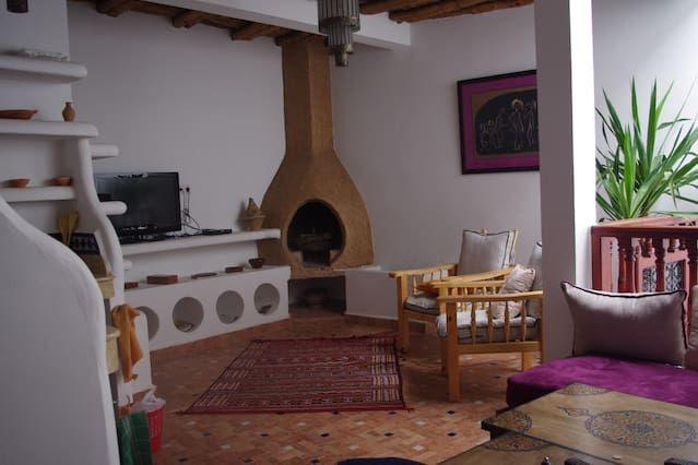 Apartamento encantador en el centro antiguo de la Medina