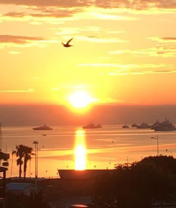 Mar Estudio cabina y en St Tropez