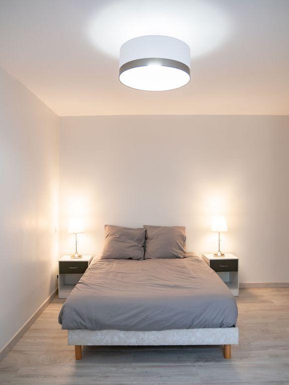 Bien équipé appartement à 1 chambre