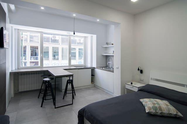 Apartamento provisto para 3 huéspedes