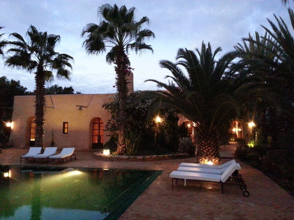 Residencia para 13 huéspedes en Essaouira