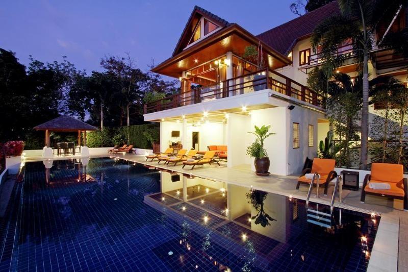 Villa Yoosook Patong Sea View Luxury Private Villa