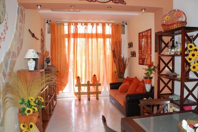 Apartamento práctico para 4 huéspedes