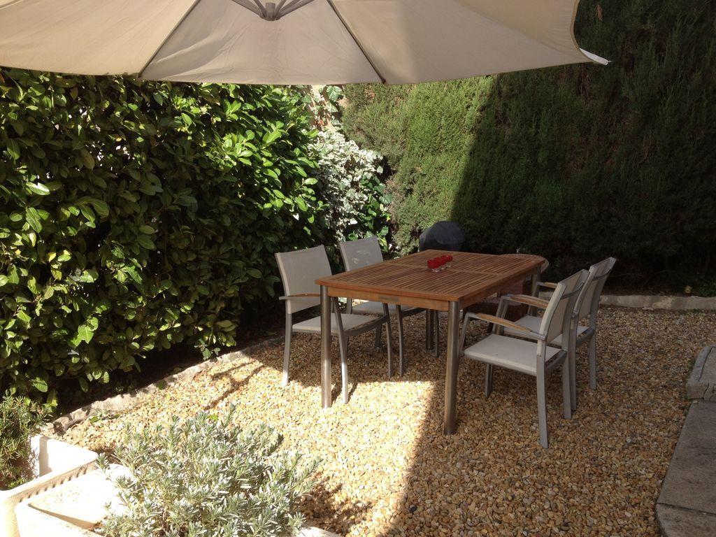 Apartamento en Montpellier para 4 personas