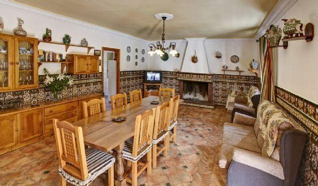 Casa en Ubrique con piscina