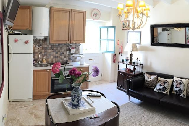 Vivienda de 50 m² para 2 huéspedes