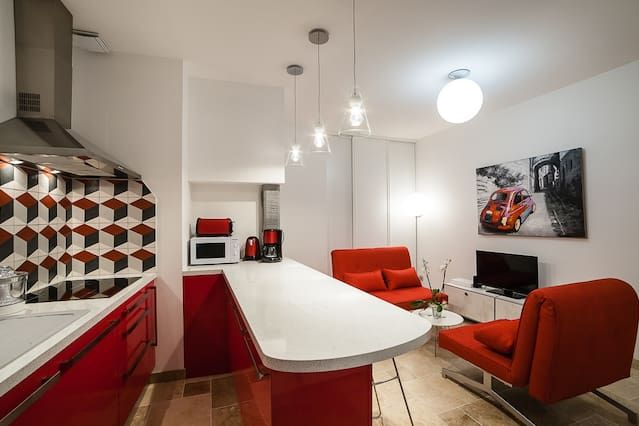 Flat with 1 room in Sarlat-la-canéda