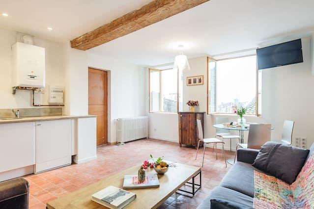 Apartamento perfecto de 50 metros en Lyon