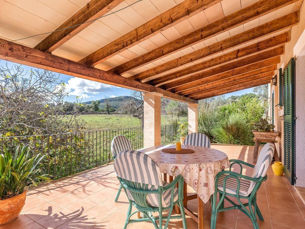 Casa con balcón para 4 huéspedes