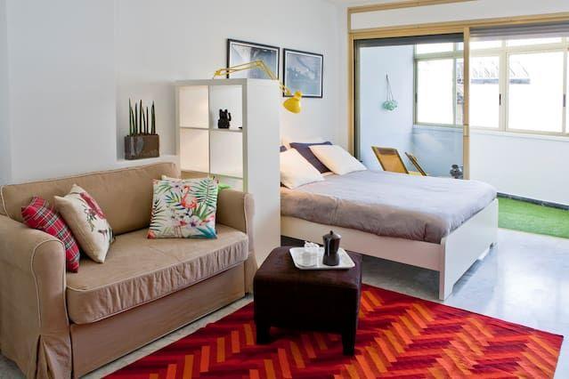 Luminoso apartamento para 4 en Santa cruz de tenerife