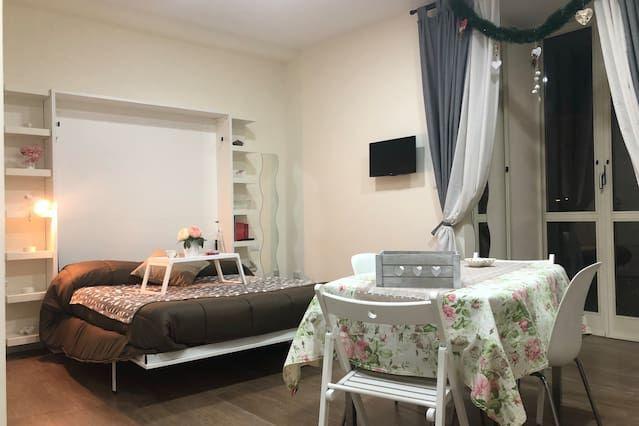 Apartamento de 1 habitación en Nápoles