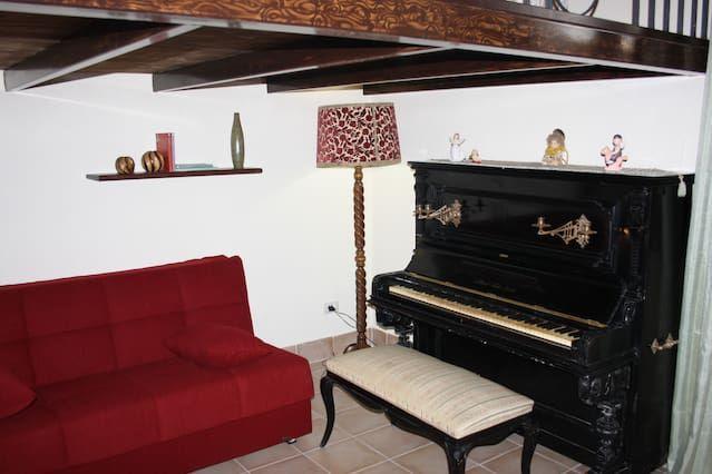 Appartamento per 3 ospiti di 1 stanza