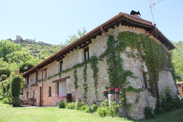 Residencia familiar en Aguilar de campoo