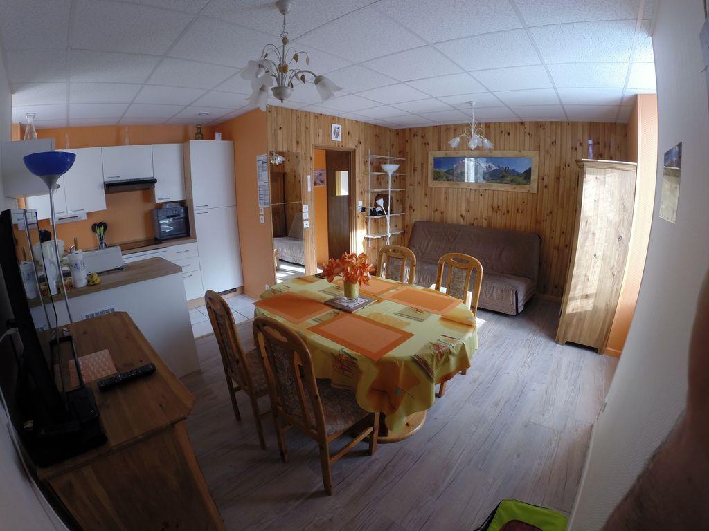 Équipé appartement de 42 m²