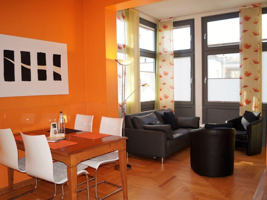 Ausgestattete Ferienunterkunft auf 55 m²