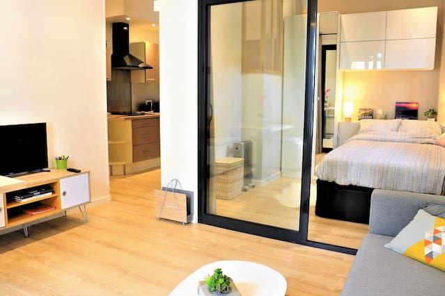 Logement de 36 m² à 1 chambre