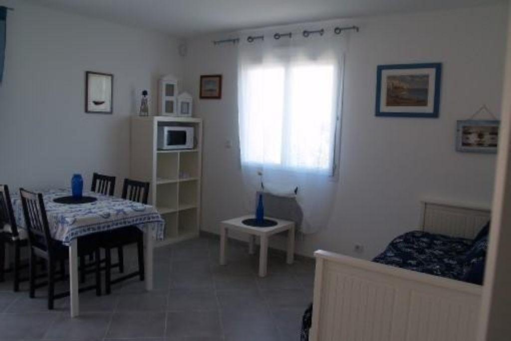 Apartamento de 1 habitación en Frontignan