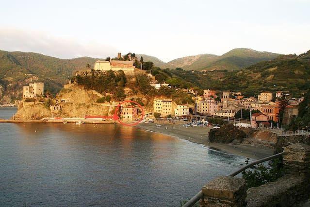 Residencia en Monterosso al mare de 2 habitaciones