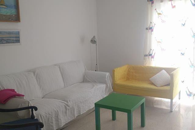 Apartamento en alquiler a 5 km de la playa