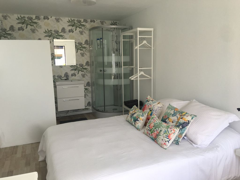 Apartment in Costa teguise with 1 room