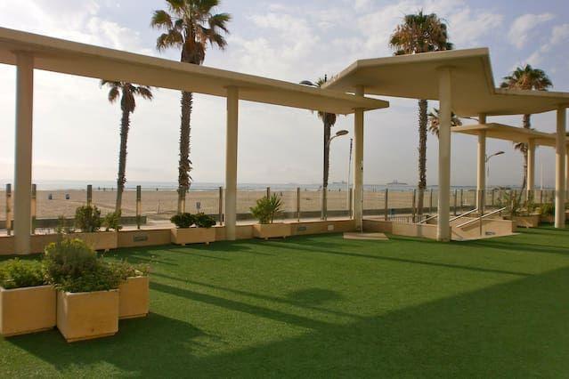 Sueño en la Playa de Valencia