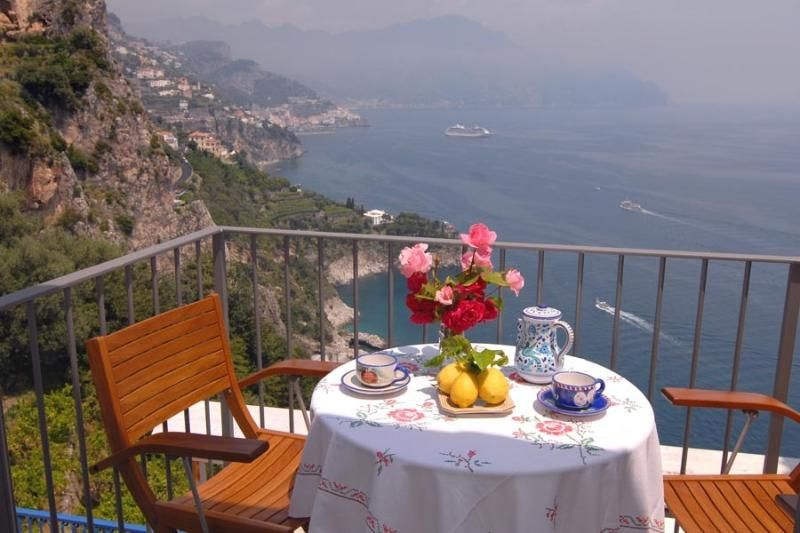 Apartamento para 5 personas en Costa de Amalfi