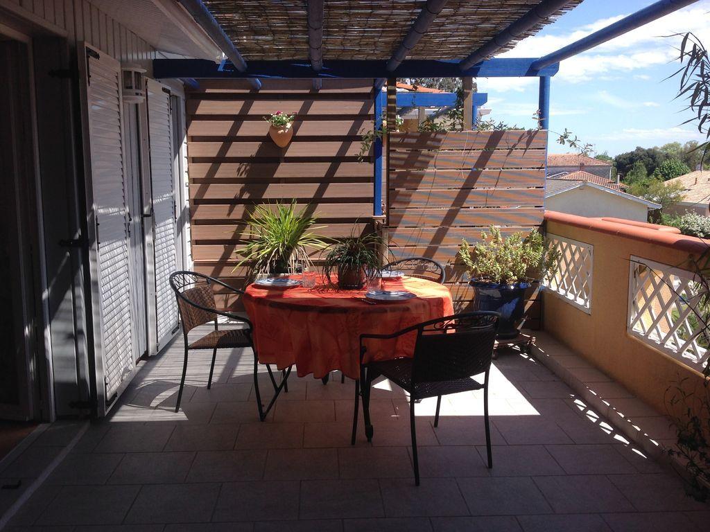 Apartamento en Gujan mestras para 4 huéspedes