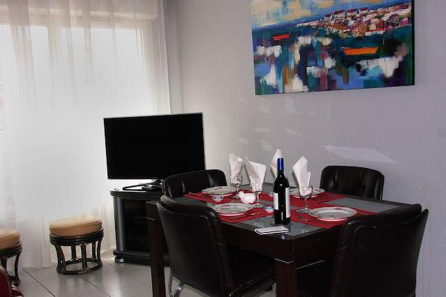 Appartement à Bordeaux à 1 chambre