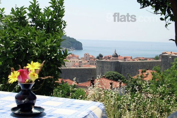 Funcional apartamento para 5 en Dubrovnik