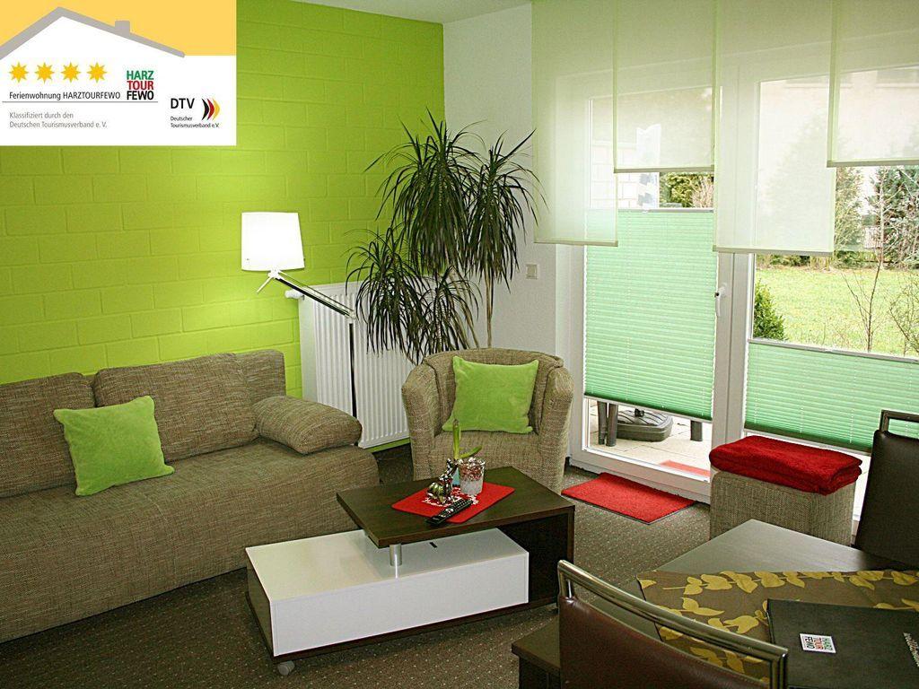 Ferienwohnung auf 52 m² in Wernigerode