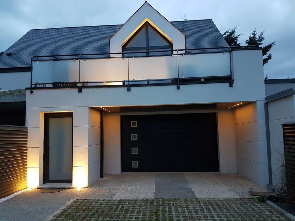 Piso de 80 m² con jardín