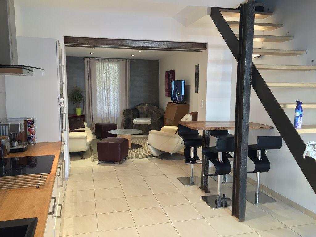 Vivienda de 2 habitaciones en Eyguières