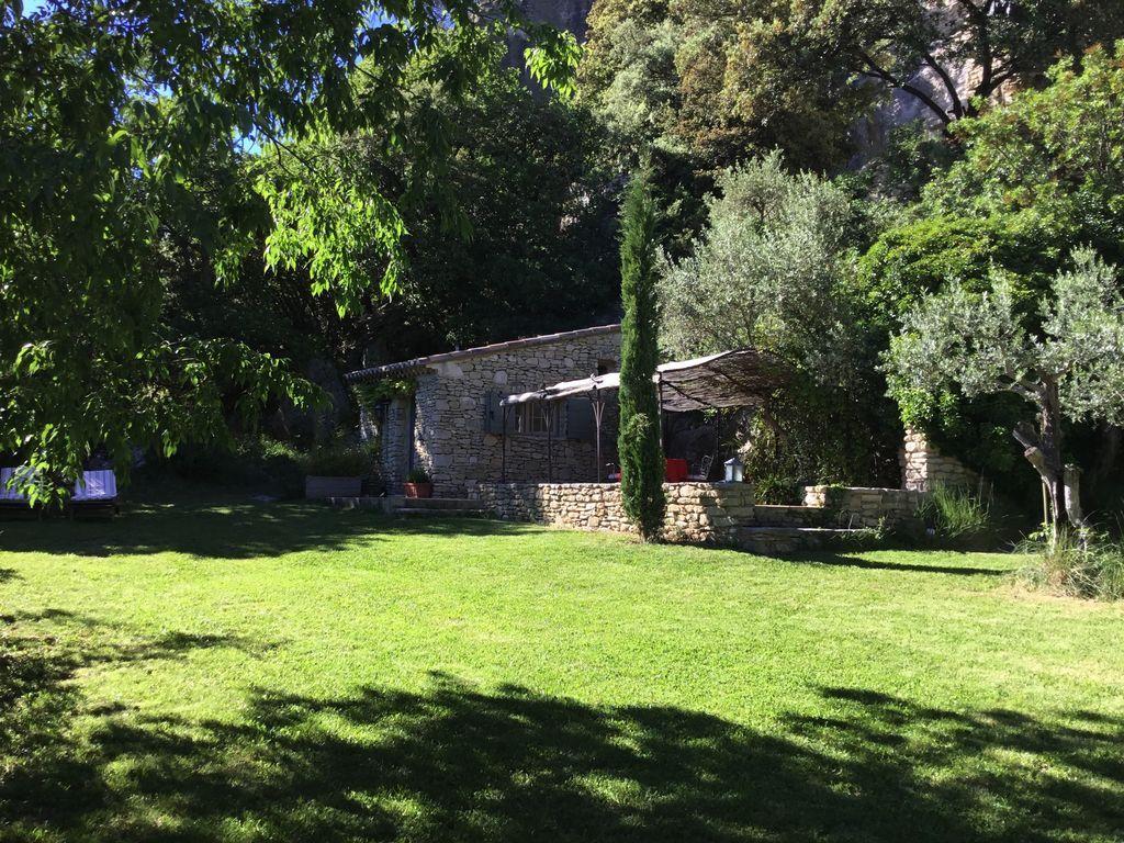 Residencia de 2 habitaciones en Le beaucet