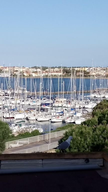 Apartamento con parking incluído en Agde